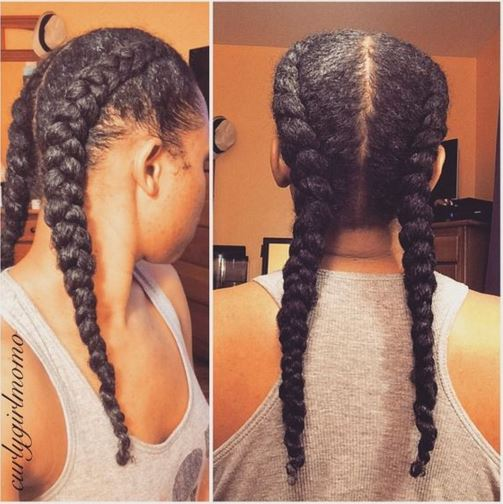 I Am Currently Obsessed With Dutch Braids - Emily CottonTop