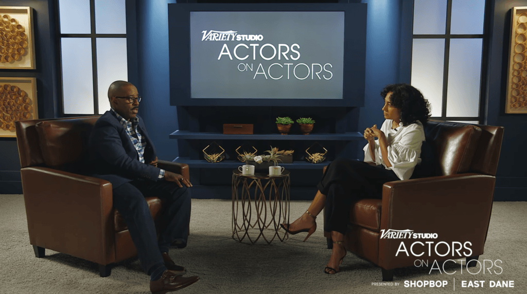 Tracee Ellis Ross and Courtney B. Vance Discuss Their Work As Black Actors