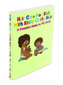A Comprehensive Guide To Kinky Curly Hair Care For Children With 4C Hair