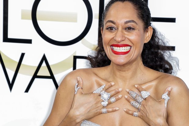 Congratulations Tracee Ellis Ross On Your Golden Globe Win For Best Actress In A TV Series