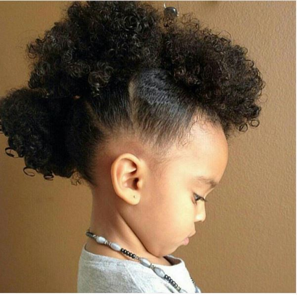 Child Fro Hawk
