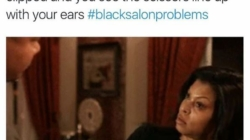 #Blacksalonproblems Is The Funniest Hashtag On Twitter This Week