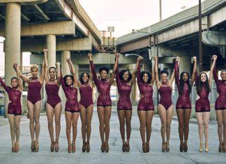 Hiplet ballet dancers