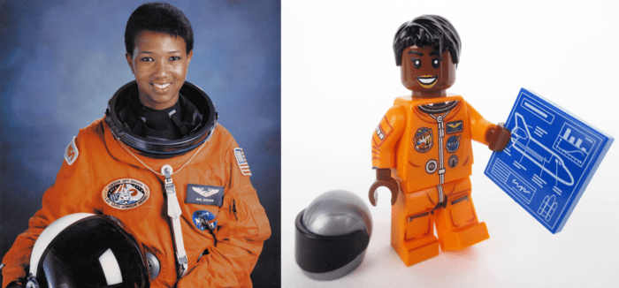 Mae Jemison, The First Black Woman In Space To Get Her Own ...