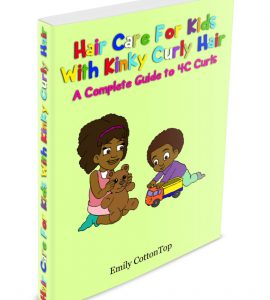 hair care for kids, 4c curls