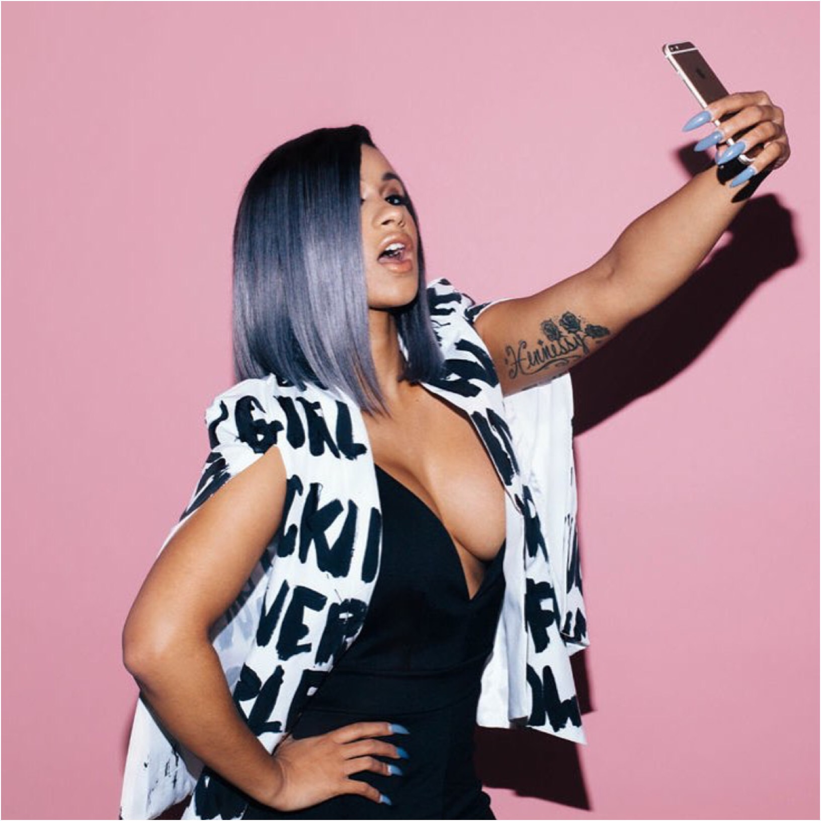 Cardi B Joins The Cast Of Being Mary Jane - Emily CottonTop