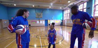 7yr Old Samaya Basketball