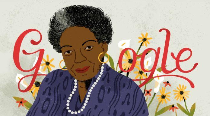 Dr Maya Angelou