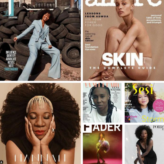 natural hair magazine