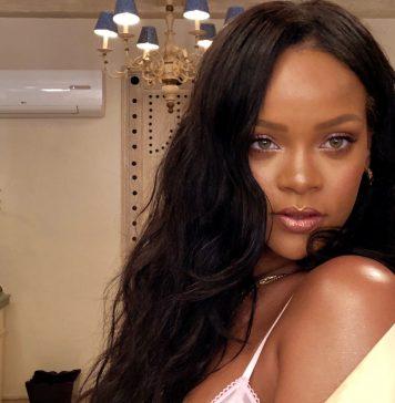 Rihanna 10 minute beauty routine