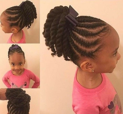 A Back To School Hairstyle Guide For Elementary, Middle And High ...