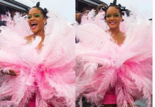 Rihanna Crop Over